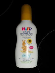 HiPP Babysanft Kinder Sonnenspray (4)