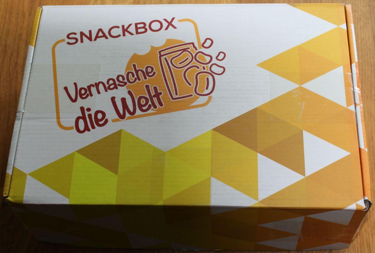 Im Test - Snackbox Vernasche die Welt