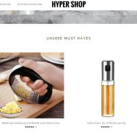 getestet Silikondeckel vom Hyper-Shop.de