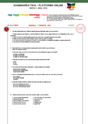 TEST PR37