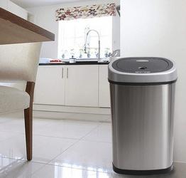 meilleure poubelle automatique 2021