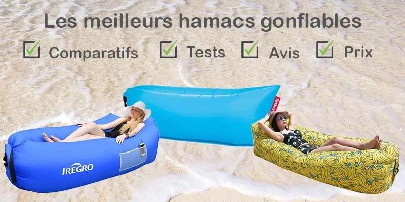 Hamac Gonflable Top 3 Des Meilleurs Modeles Comparatif Avis Juillet 2021