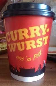 Ruhrpott-Currywurst | Becher