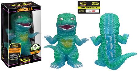 Hikari Sofubi: Godzilla - Deep Sea Godzilla - Limitiert auf 100 Stück!