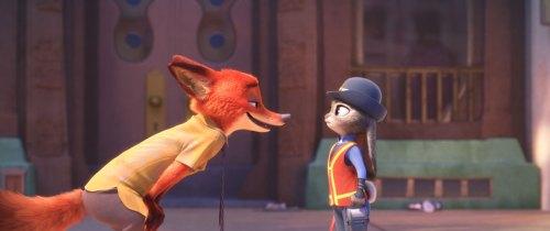 Judy Hoppy und Nick Wilde ©2016 Disney. All Rights Reserved.