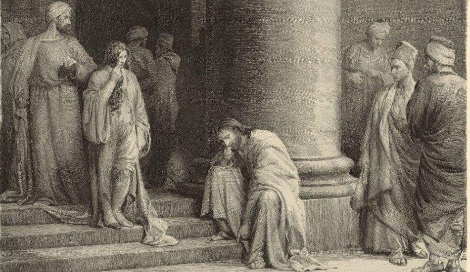Jesús como el Esposo y el romance del evangelio
