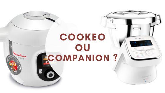 cookeo ou companion lequel choisir