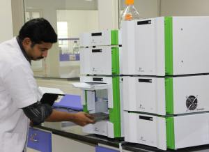 HPLC with FLD