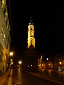 Braunschweig, Die Alte Waage und St. Andreas Kirche