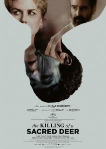 "Poster zum Film ""The Killing of a sacred Deer"""
