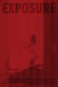"Poster vom Kurzfilm ""Exposure"""