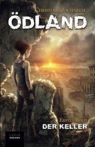 """Cover des Romans """"Ödland - Der Keller"""""""