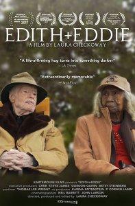 """Poster zum Kurzfilm """"Edith+Eddie"""""""