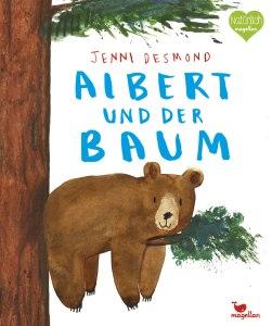 """Cover des Kinderbuchs """"Albert und der Baum"""""""