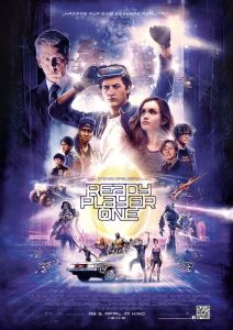 "Poster zum Film ""Ready Player One"""