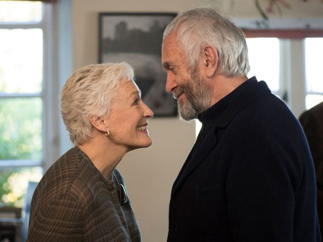 Glenn Close, Logan Lerman © Embankment Films
