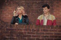 Emma Mackey und Asa Butterfield© Netflix