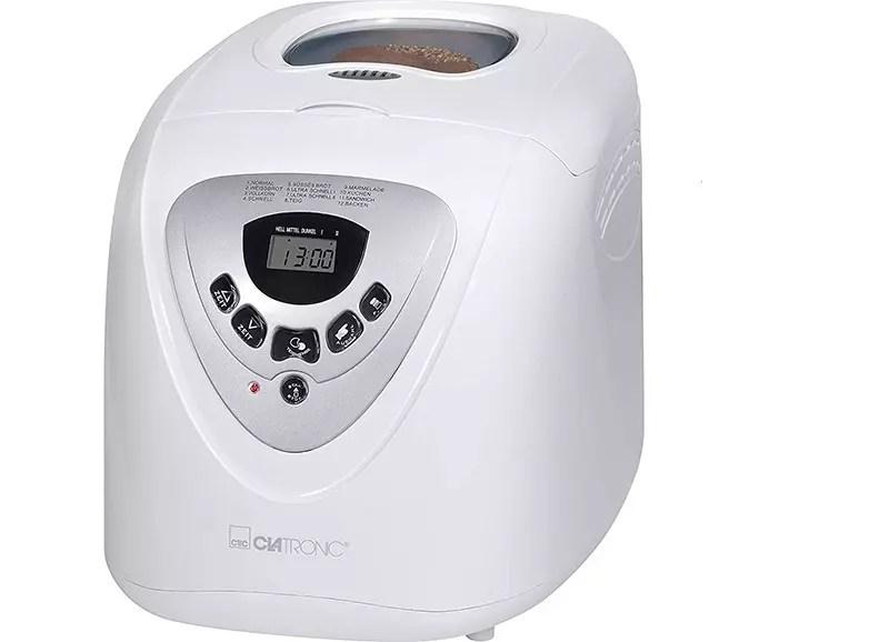 Máquina para hacer pan Clatronic BBA3505