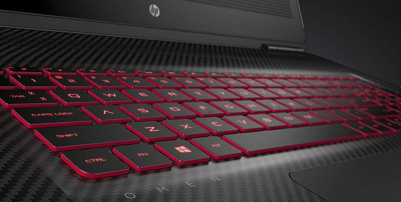 HP OMEN 15-ax202nf PC Portable Gaming 15'' Full HD Noir