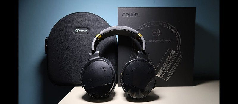 COWIN E8 Casque Bluetooth sans Fil Réduction de Bruit