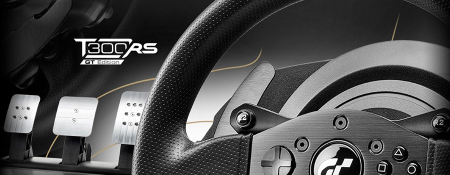 Mon Test du Thrustmaster Volant T300RS GT Edition
