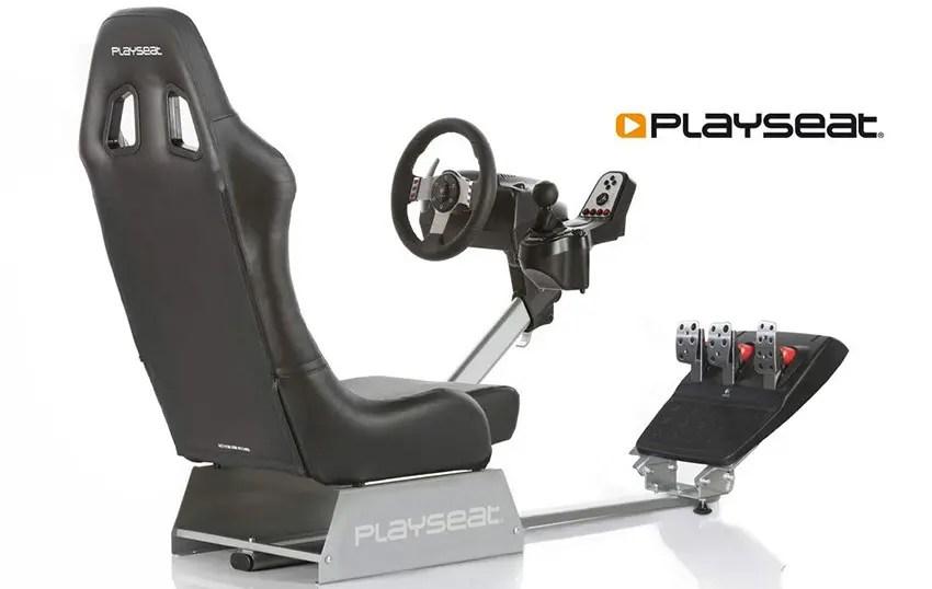 Playseat Revolution - RR.00028 - Asiento de cubo para simulación de automovilismo