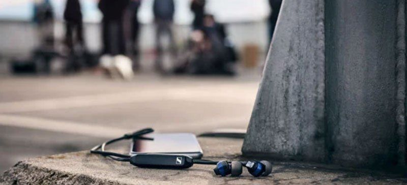 Sennheiser CX 6.00bt in-Ear sans Fil Heapdhone