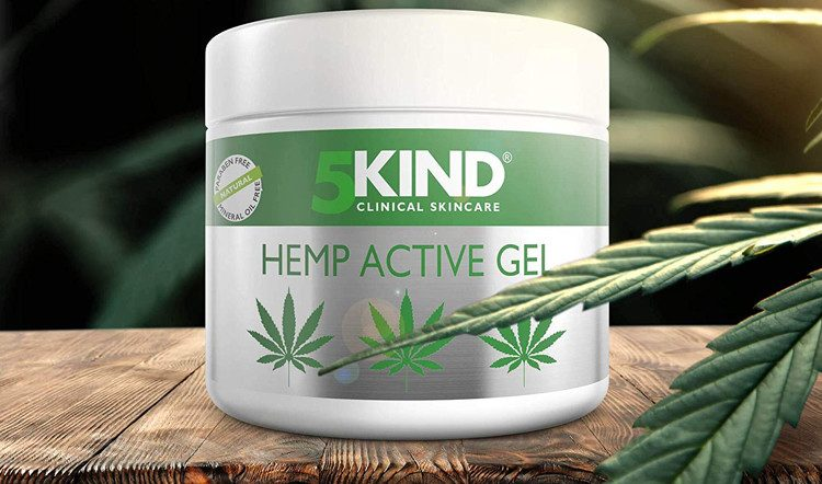 Test du Gel Actif 5kind clinical skincare pour soulager articulation et muscles
