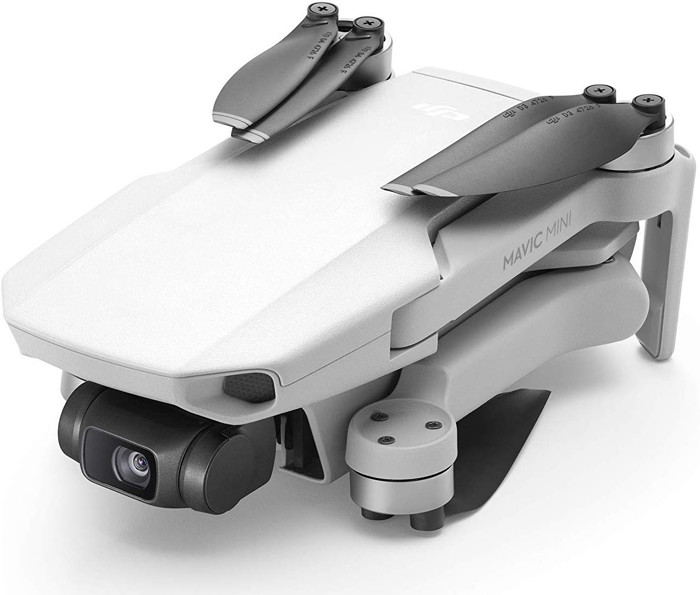DJI Mavic Mini - Drone ultraligero y ultra transportable