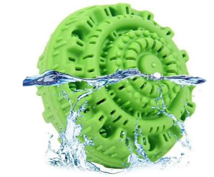 WLMall - Mis pruebas y comentarios sobre la bola de lavado, bola de lavado ecológico