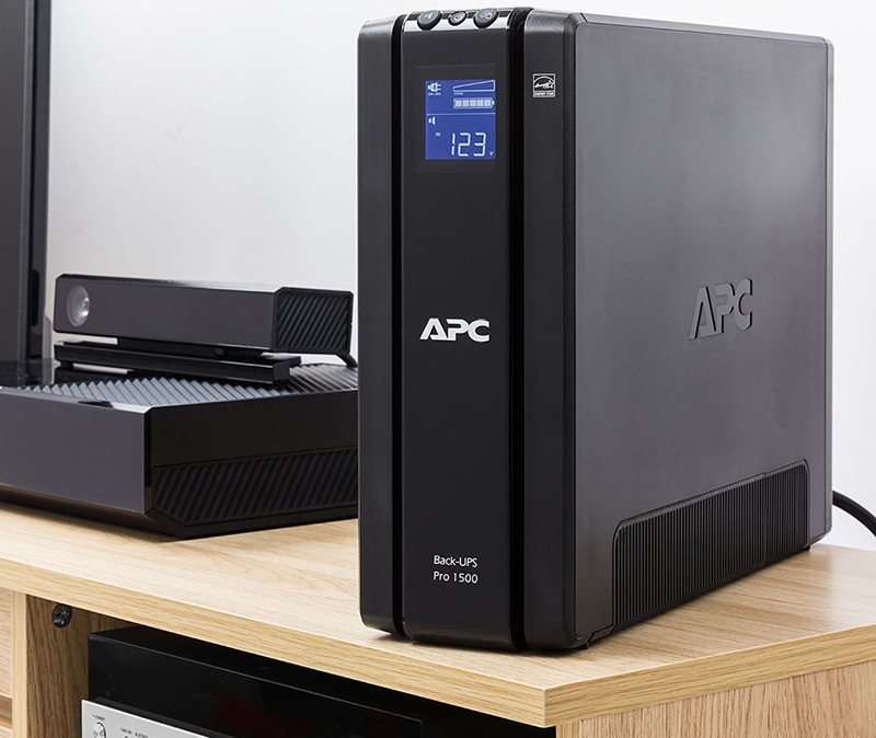 APC Power-Saving Back-UPS PRO - Onduleur 1500VA
