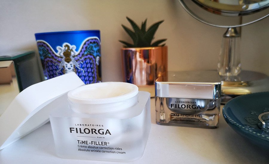 Test Avis Filorga time-filler crème absolue correction rides 50 ml