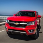 Chevy Colorado Front