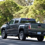 GMC Canyon Back