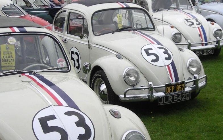 Volkswagen Beetle - Then and Now