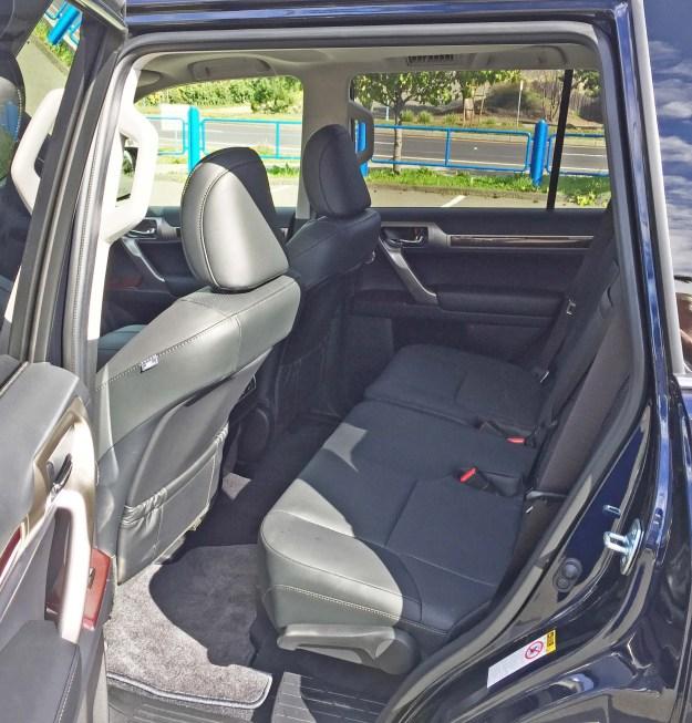 Lexus GX 460 Lux RInt