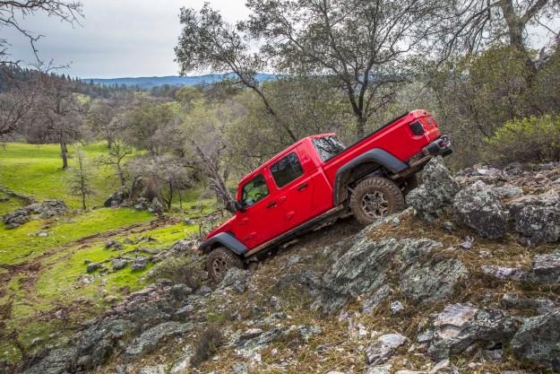 Jeep Gladiator Rubicon LSDH
