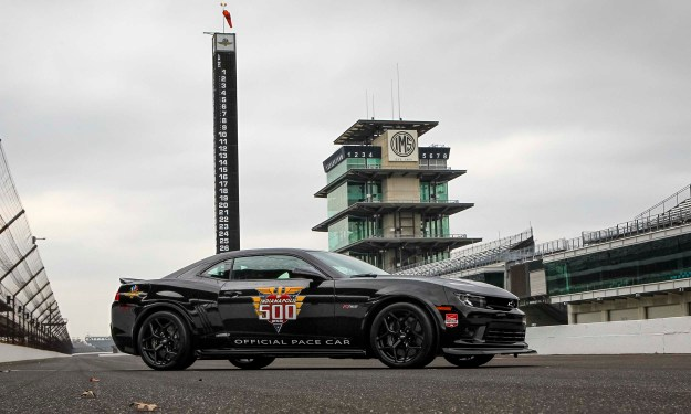 © Courtesy of IMS Photography for Chevy Racing