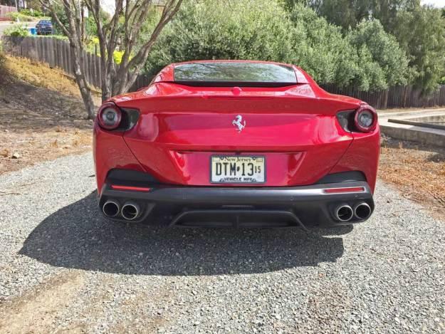 Ferrari-Portofino-Tail