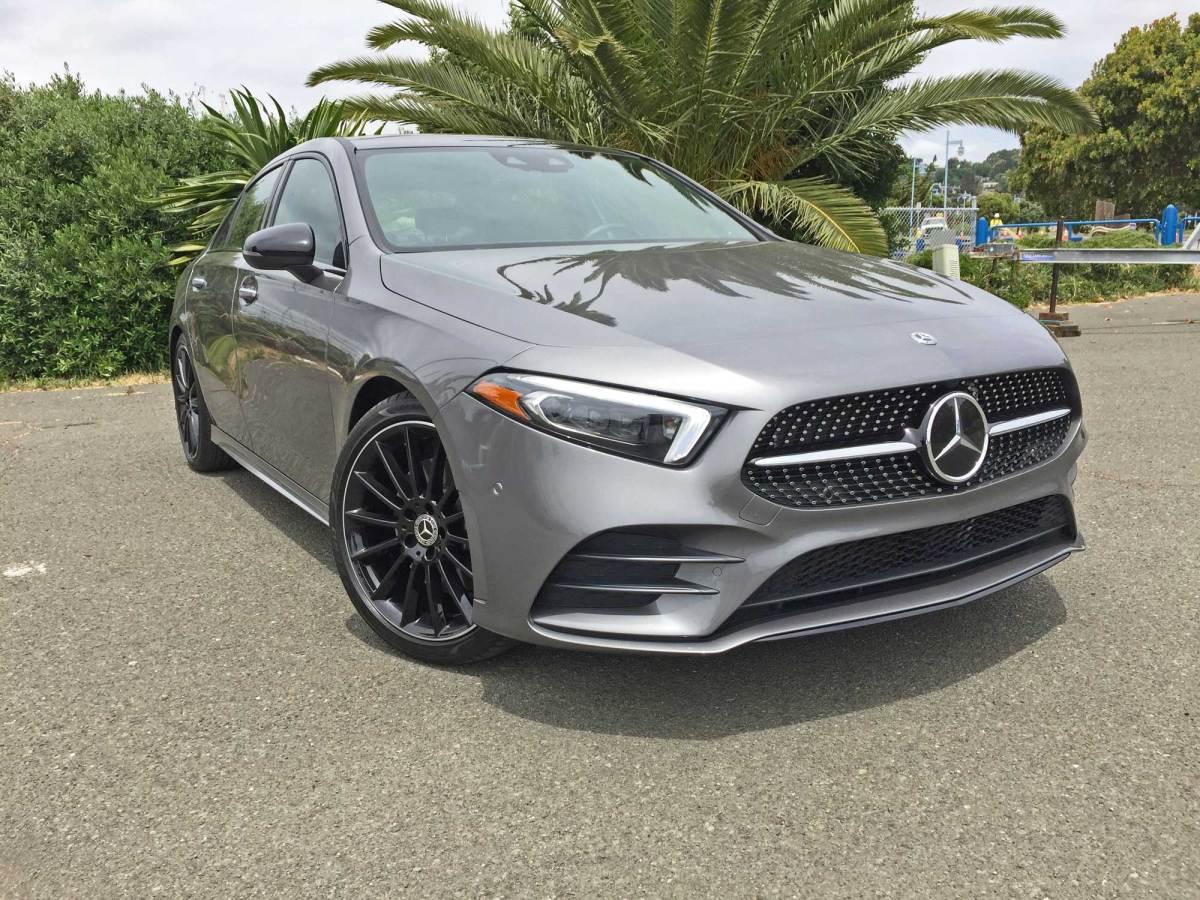 2019 Mercedes-Benz A220 4MATIC Sedan Test Drive ...
