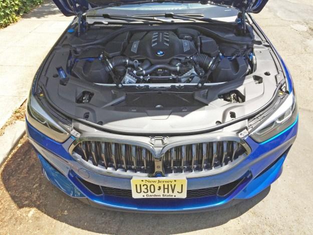 BMW M850i Conv Eng