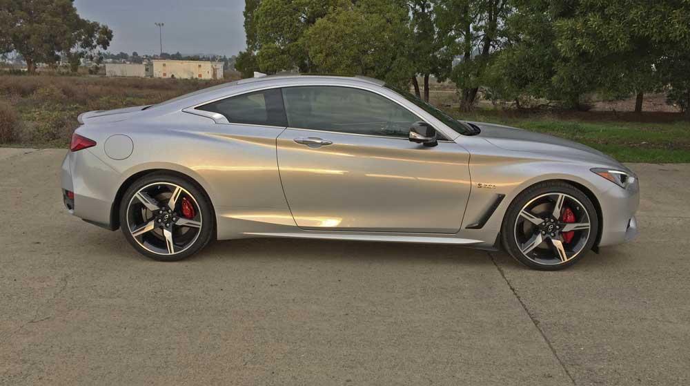 2020 Infiniti Q60 3 0t Red Sport 400 Awd Automotive Industry News Car Reviews