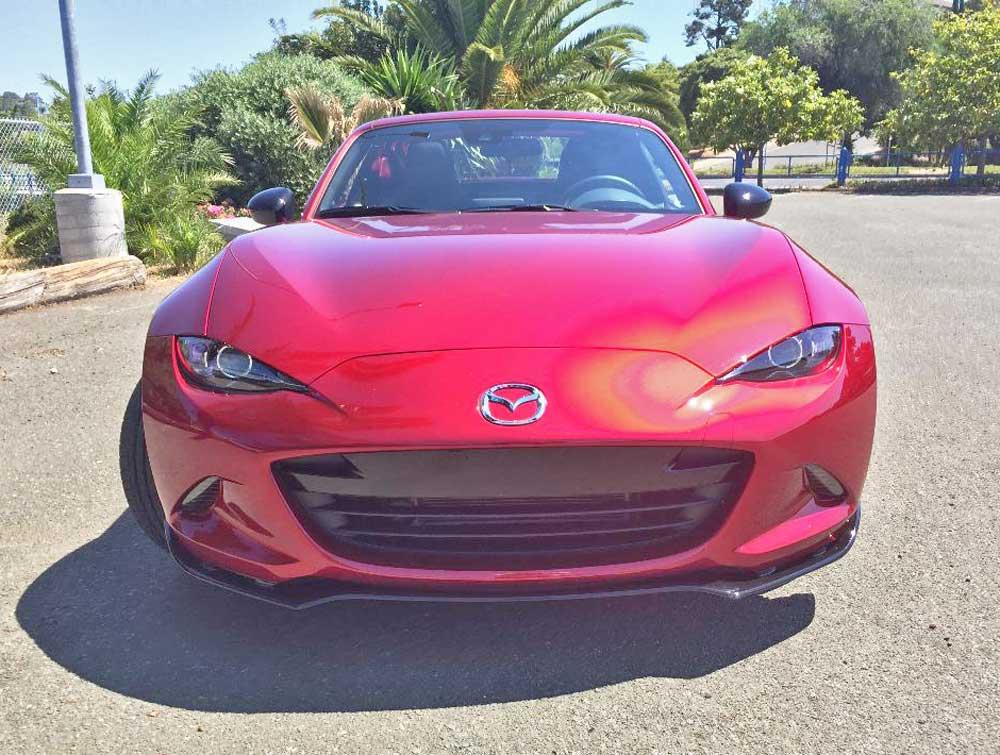 2018 Mazda MX-5 Miata RF First Test: A More Civilized