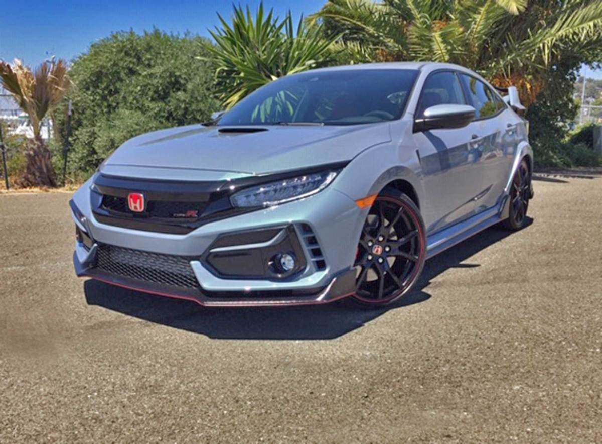 2020 Honda Civic Type-R Touring Test Drive | | Automotive ...