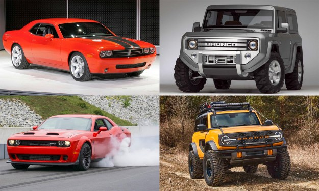 © FCA US, © Perry Stern, Automotive Content Experience, © Ford Motor Company