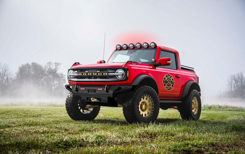 2021 SEMA Show: Custom Ford Broncos Headed to Vegas
