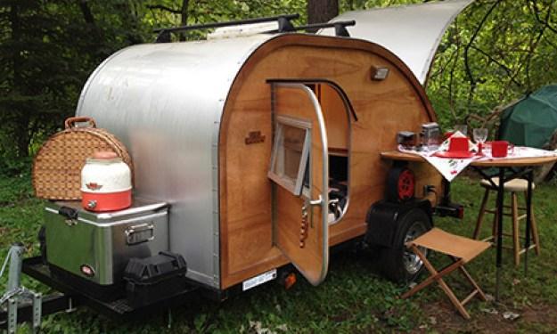 © Big Woody Teardrop Campers