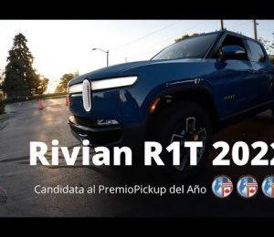 Rivian R1T 2022, candidata a la Pickup NACTOY del Año