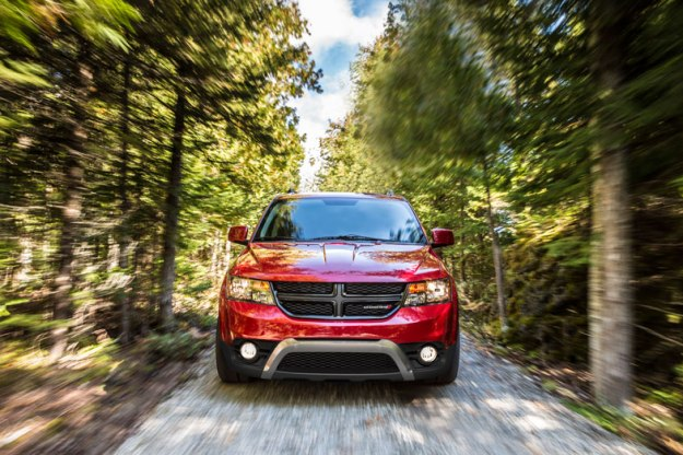 2014-Dodge-Journey-Driving-Front-Grill