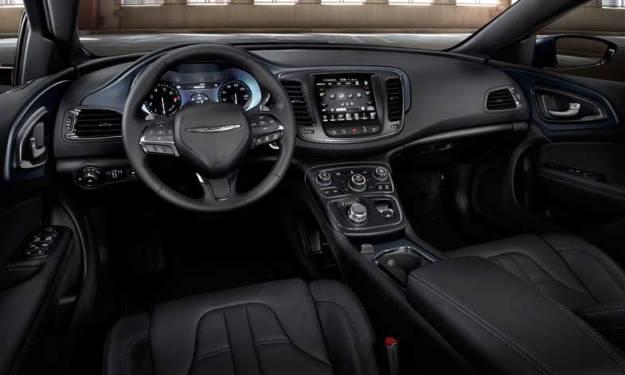 2015-Chrysler-200-Interior